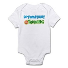 Optometrist in Training Infant Bodysuit