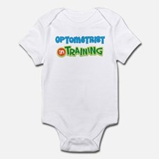 Optometrist in Training Infant Bodysuit
