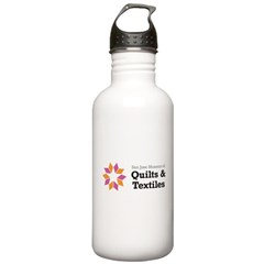 Classic Museum Logo Water Bottle