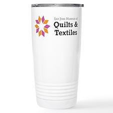 Classic Museum Logo Travel Mug