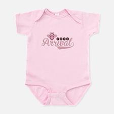 2014 Arrival Infant Bodysuit