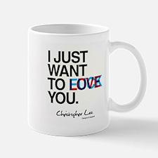 LOVE F*CK Mugs