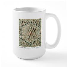 Grandmother's Garden Quilt Mug