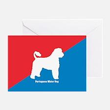 Portuguese Diagonal Greeting Cards (Pk of 10)