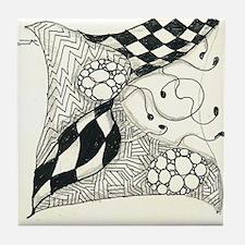 butterfly wonders Tile Coaster