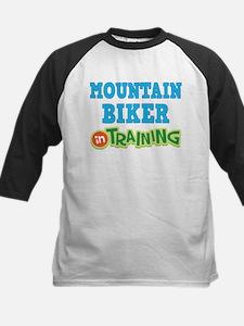 Mountain Biker in Training Tee