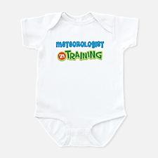 Meteorologist in Training Infant Bodysuit