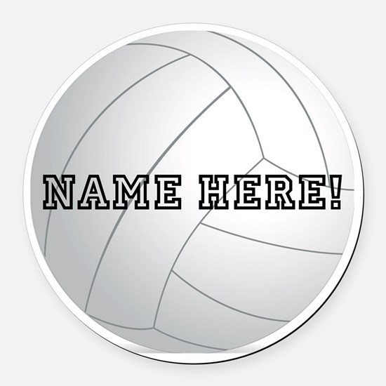 Volleyball Car Magnets CafePress - Custom volleyball car magnets