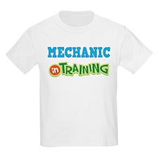 Mechanic in Training T-Shirt