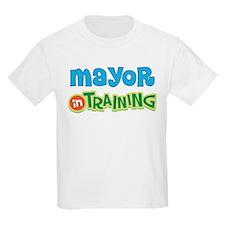 Mayor in Training T-Shirt