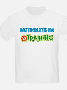 Mathematician in Training T-Shirt