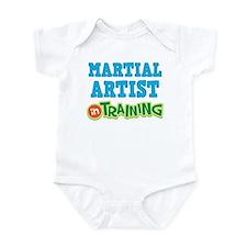 Martial Artist in Training Onesie