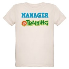 Manager in Training T-Shirt