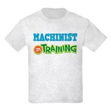 Machinist in Training T-Shirt