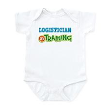 Logistician in Training Infant Bodysuit