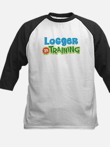 Logger in Training Tee
