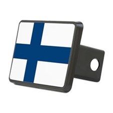 Finnish Flag Hitch Cover