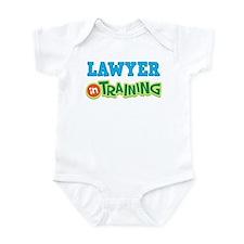 Lawyer in Training Onesie