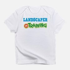 Landscaper in Training Infant T-Shirt