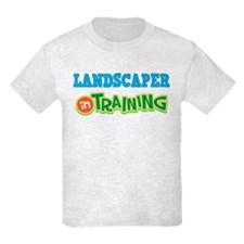 Landscaper in Training T-Shirt