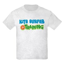 Kite Surfer in Training T-Shirt