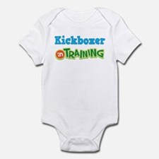 Kickboxer in Training Infant Bodysuit