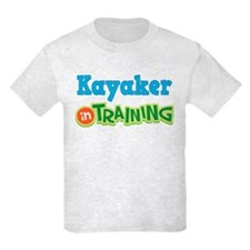 Kayaker in Training T-Shirt