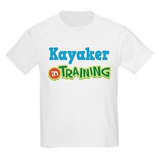 Kayaker in Training T-Shirt