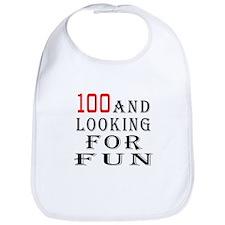 100 and looking for fun Bib