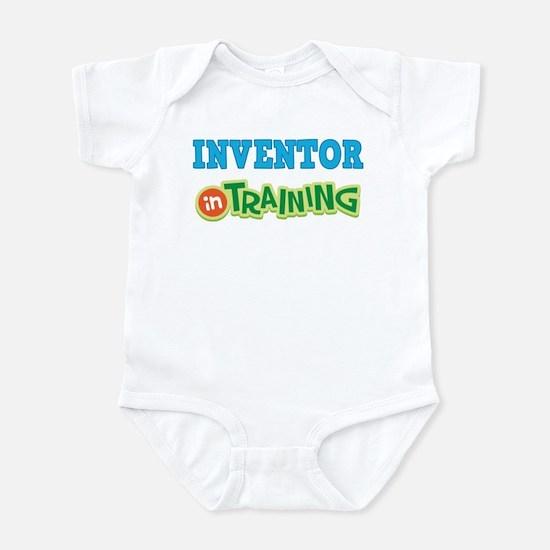 Inventor in Training Infant Bodysuit