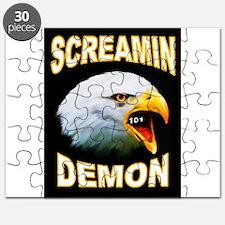 SCREAMIN DEMON Puzzle