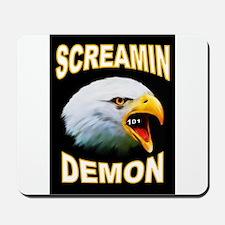 SCREAMIN DEMON Mousepad