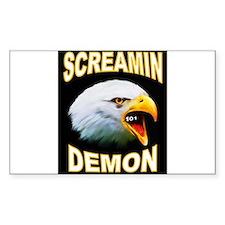 SCREAMIN DEMON Decal