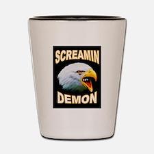 SCREAMIN DEMON Shot Glass