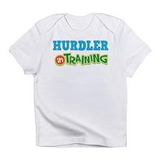 Hurdler in Training Infant T-Shirt