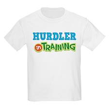 Hurdler in Training T-Shirt