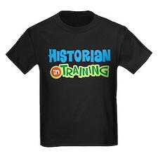 Historian in Training T