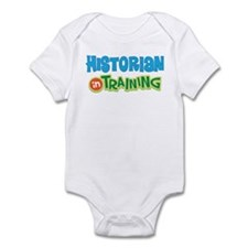 Historian in Training Infant Bodysuit