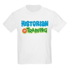 Historian in Training T-Shirt