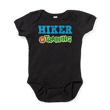 Hiker in Training Baby Bodysuit