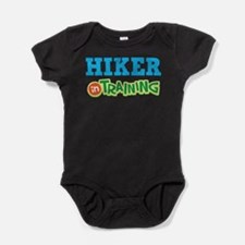 Hiker in Training Baby Bodysuit