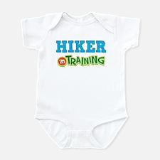 Hiker in Training Infant Bodysuit