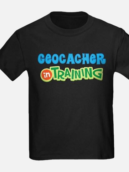 Geocacher in Training T