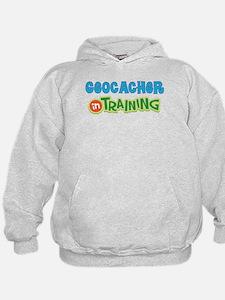 Geocacher in Training Hoodie