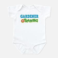 Gardener in Training Infant Bodysuit