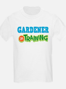 Gardener in Training T-Shirt
