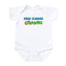 Free Climber in Training Infant Bodysuit