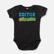 Editor in Training Baby Bodysuit