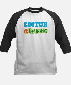 Editor in Training Tee
