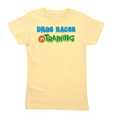 Drag Racer in Training Girl's Tee